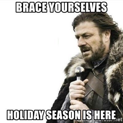 Ready, Set, Go (Holiday Season)!