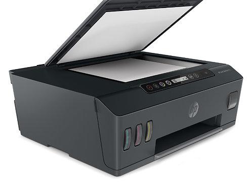 MULTIFUNCIONAL HP SMART TANK 500 TINTA CONTINUA COLOR USB(4SR29A)