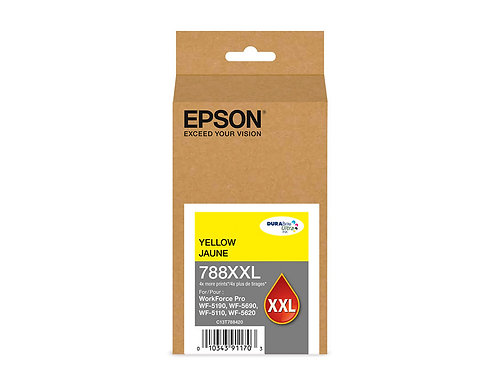 TINTA EPSON AMARILLA WF-5190/WF-5690 (T788XXL420-AL)