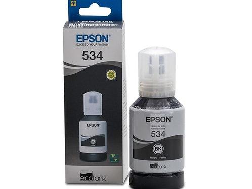 TINTA EPSON NEGRA SERIE M (T534120-AL)