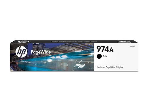 TINTA HP 974A PAGEWIDE NEGRO (L0R96AL)