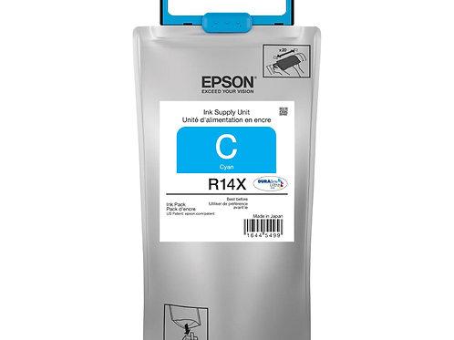 TINTA EPSON CYAN WF-R5690 ALTA CAPACIDAD 50000 (TR14X220-AL)