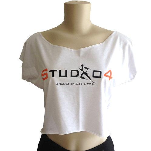 Cropped Camiseta