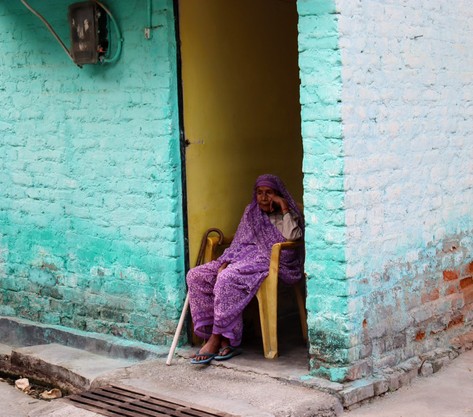 Poverty and Old Age