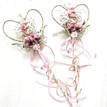Flower Girl Wands
