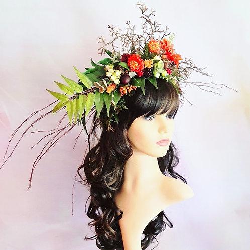 Woodland Flower Crown