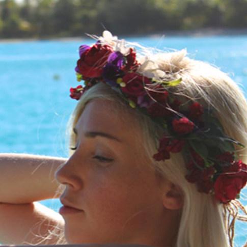 Honeymoon in Tahiti