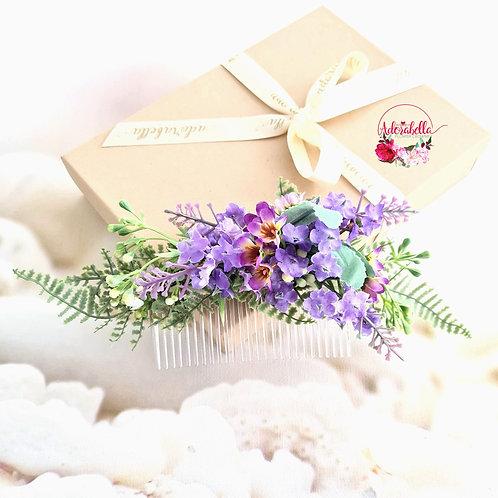 Lavender & Fern Comb