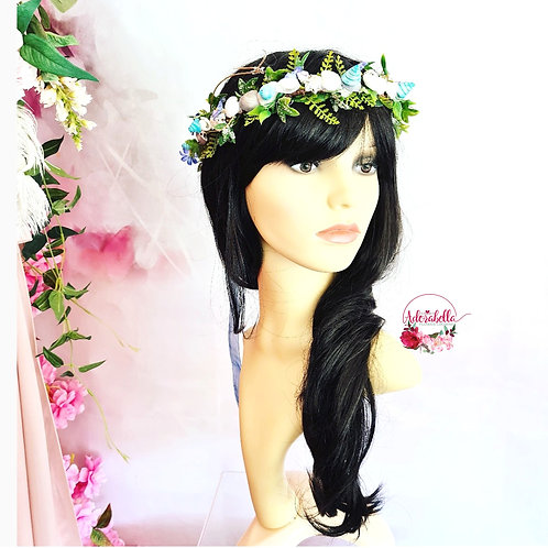 Shell Flower Crown