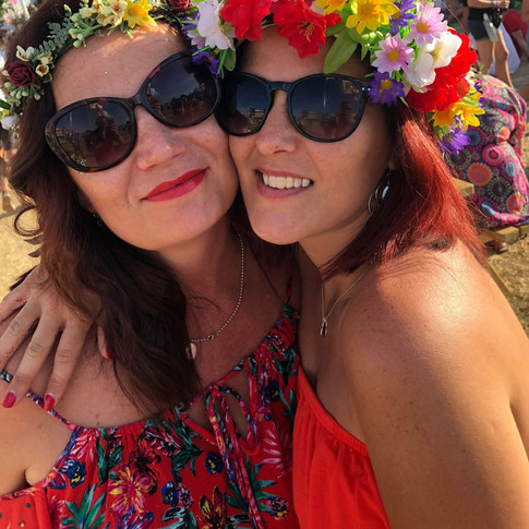 Festival Crowns - Isle of Wight