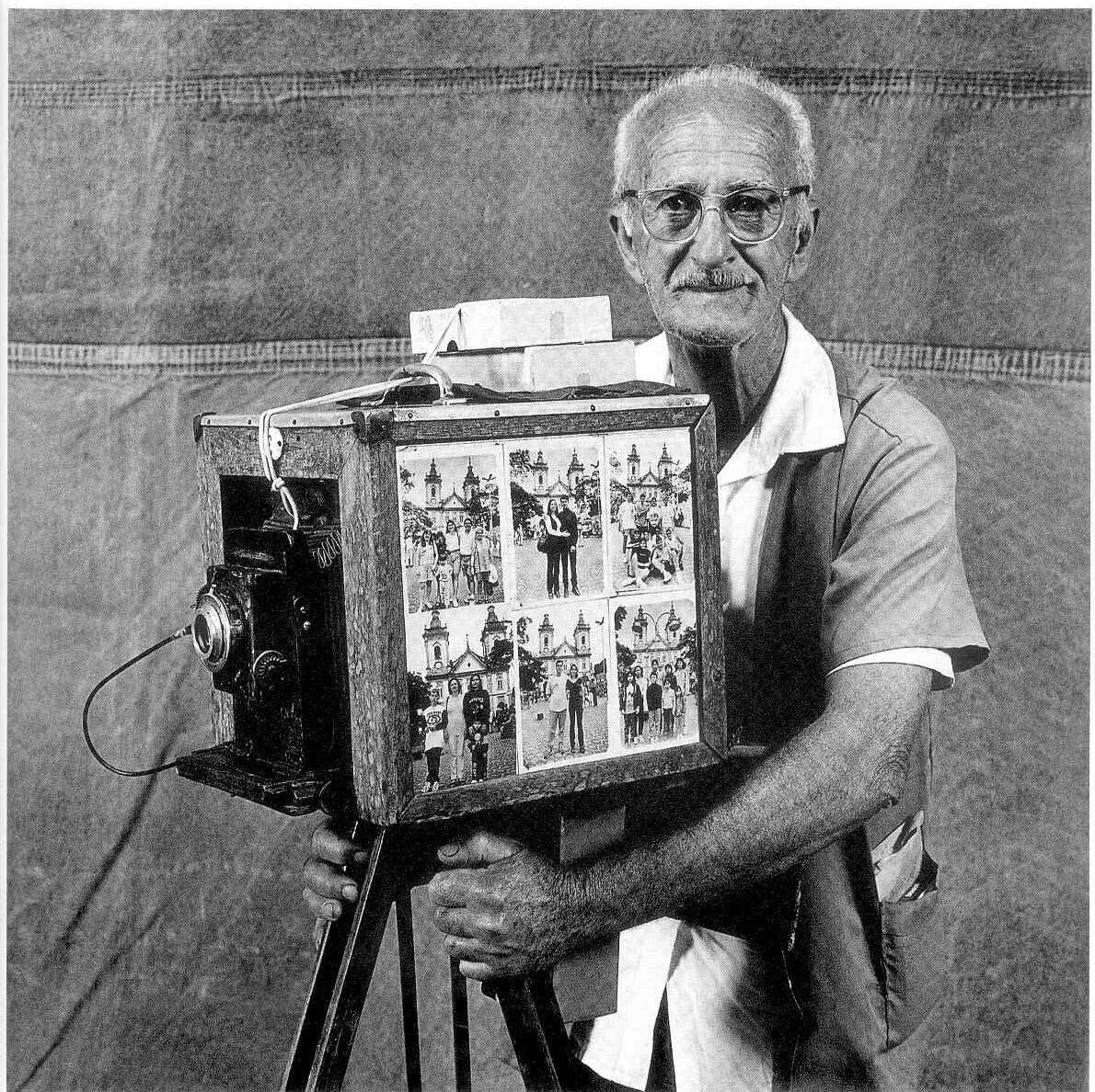 O fotógrafo Lambe-Lambe