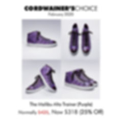 The Cordwainer's Choice 2 (February 2020