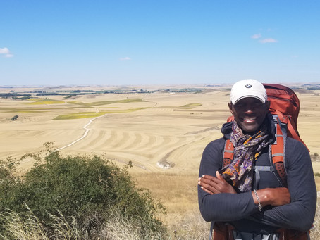 """Footprint"": Walking The Camino de Santiago de Compostela"