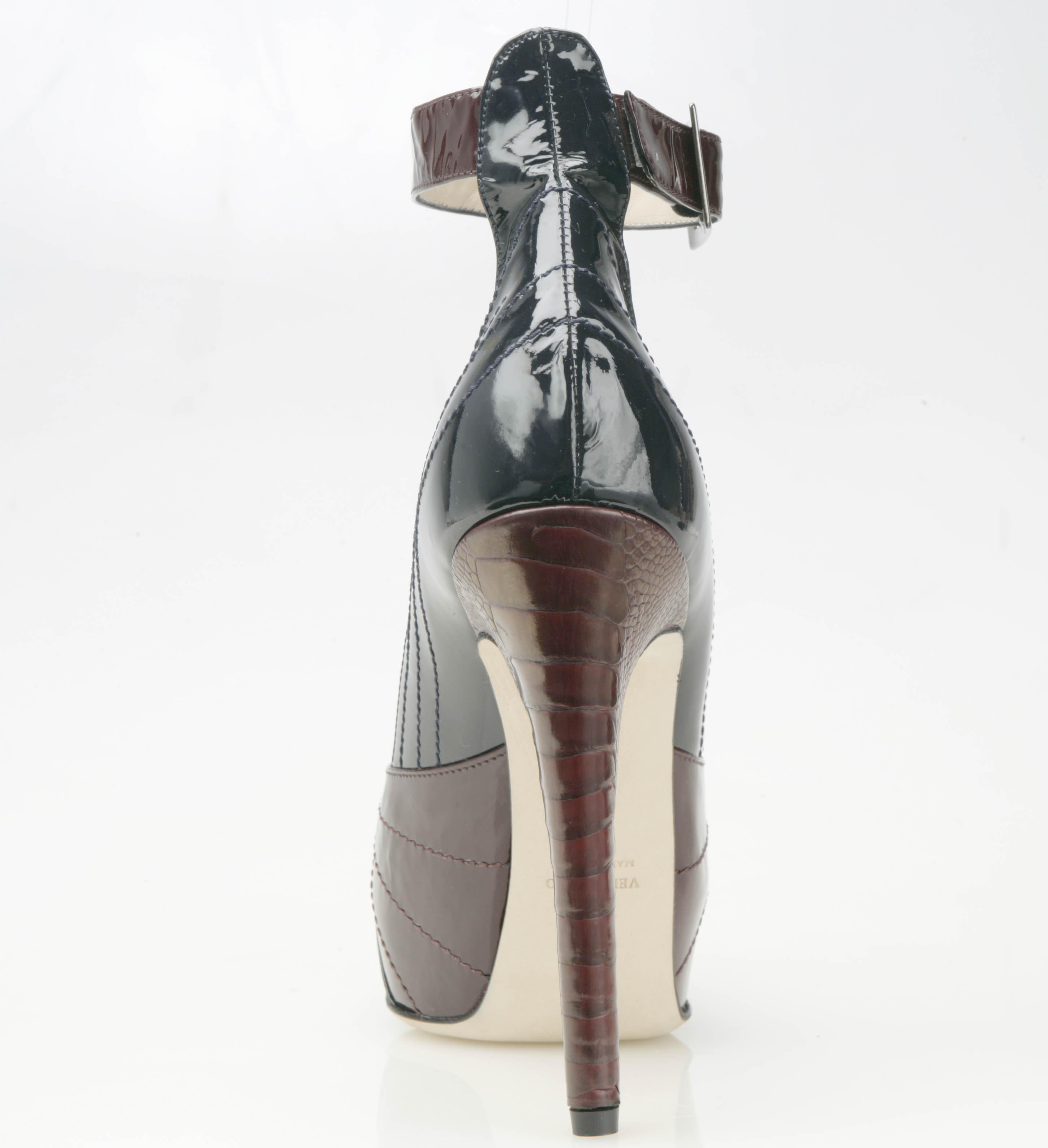 Jacquolina (Patent Leather/Ostirch)