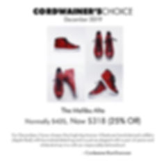 The Cordwainer's Choice (December 2019).
