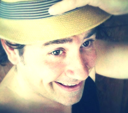 Marc met hoedje