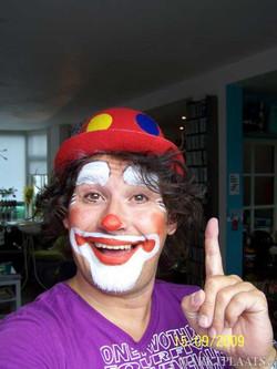 clown Magic Marky 125 euro per uur