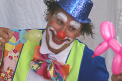 Kloon van de clown