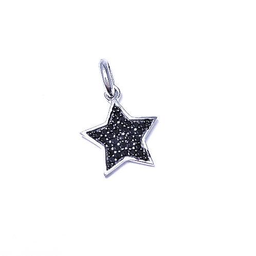 COLGANTE BLACK STAR