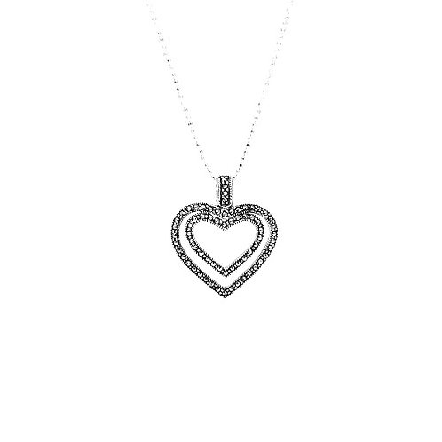 COLLAR TWO HEARTS