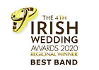 backbeat best band ireland winner award 2020
