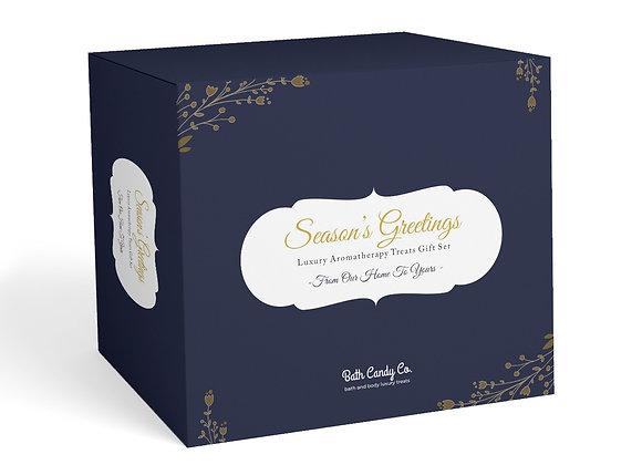 Season's Greetings | Luxury Gift Box of 3