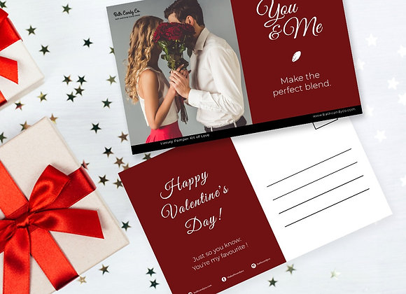 Perfect Blend | Valentine's Day Cards