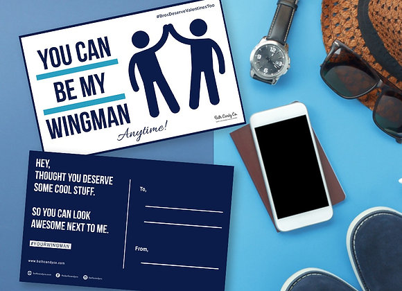 Be My Wingman | Valentine' Day Cards