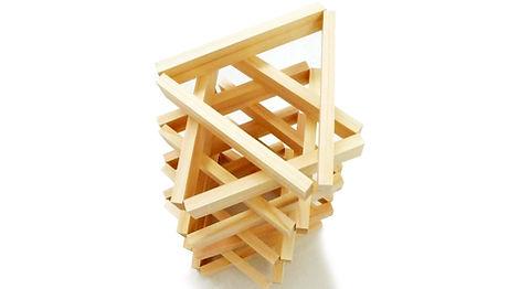 檜の積み木ひのきくん