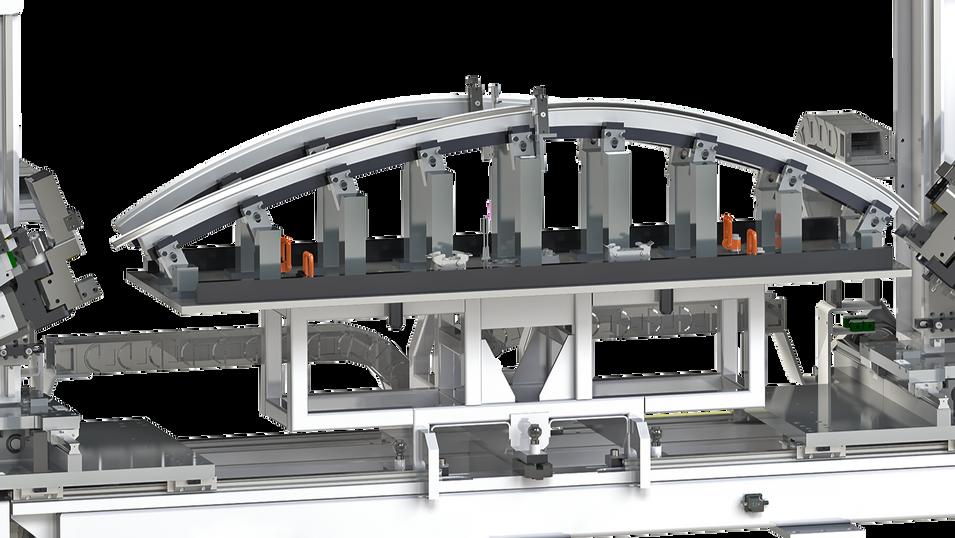 CNC-Streckbieger