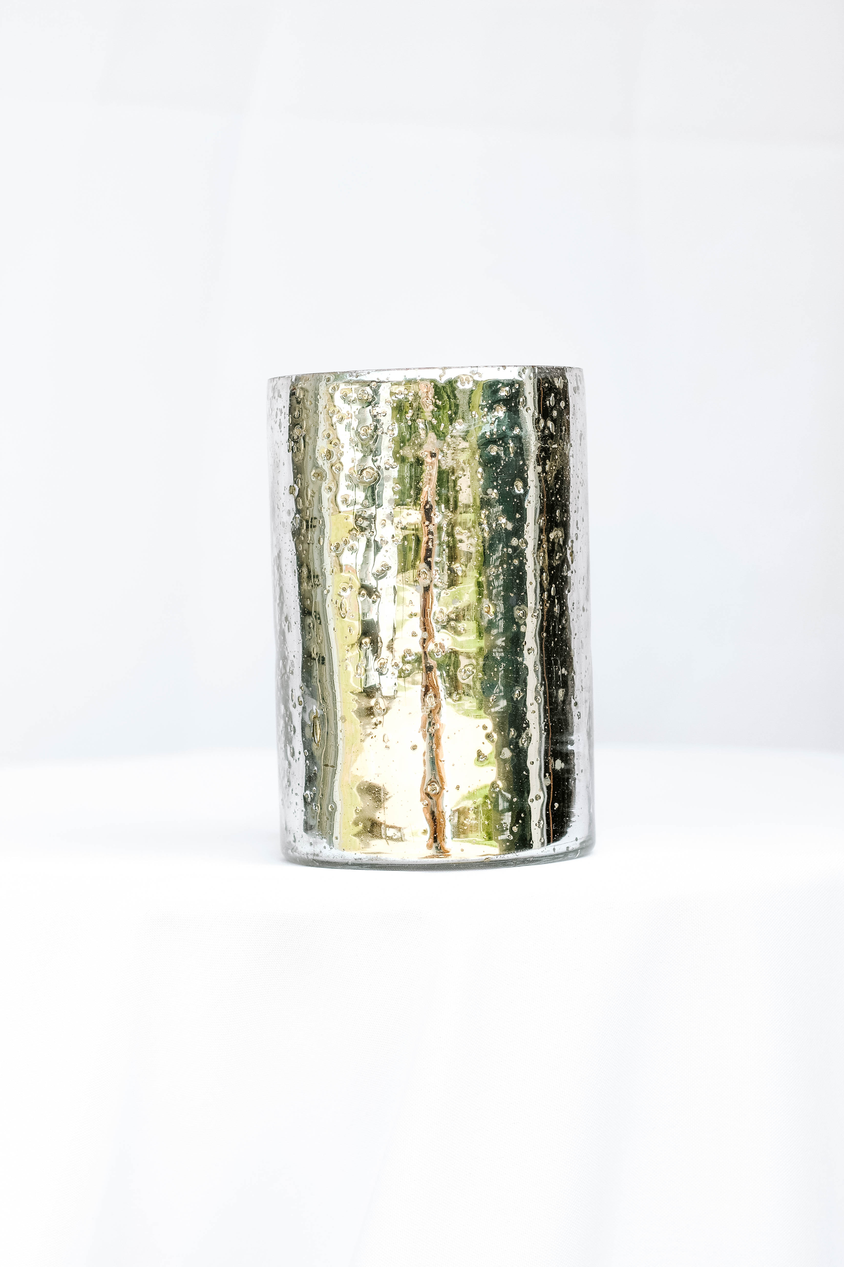 Silver Sand Vase