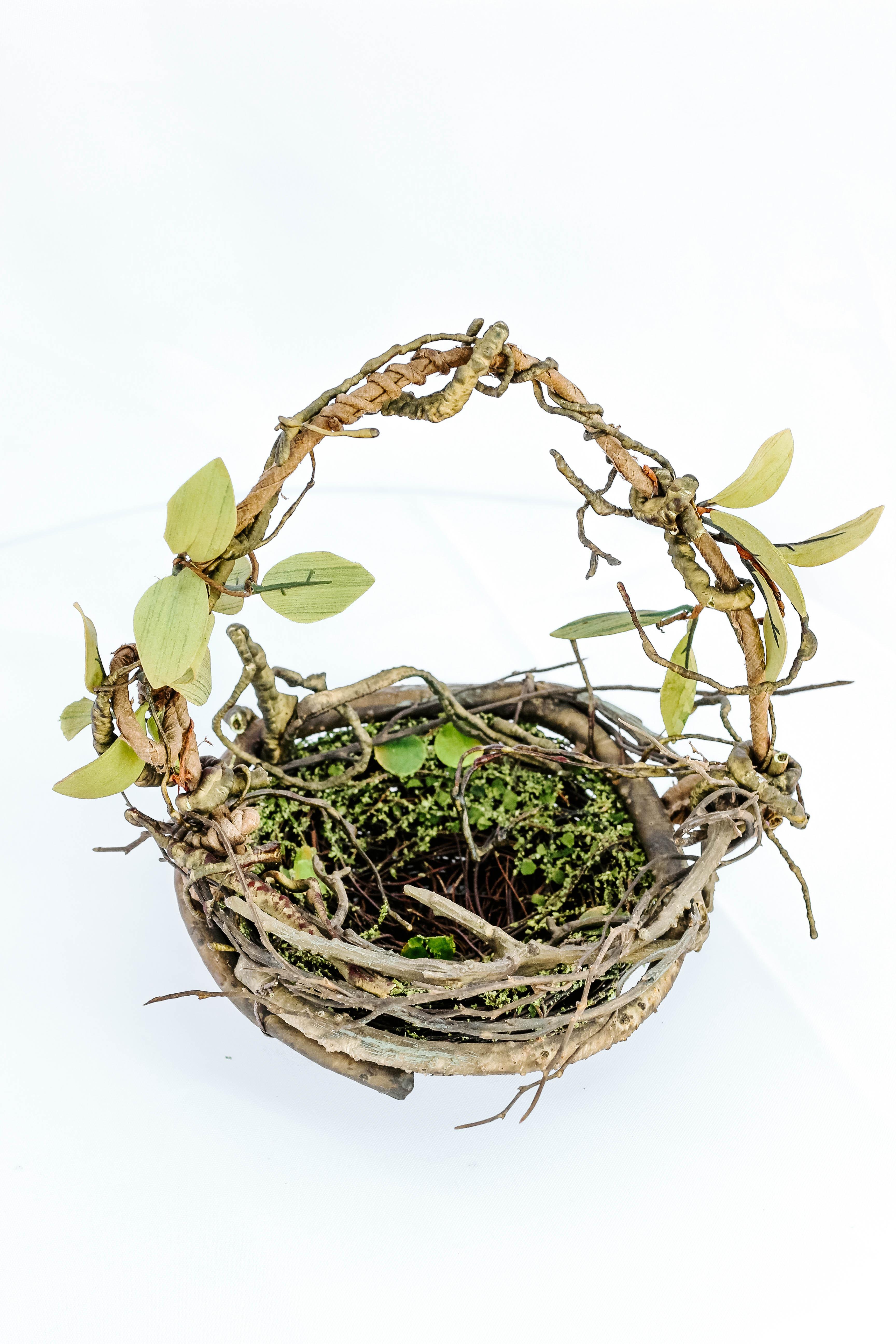 Flower Girl Twiggy Basket