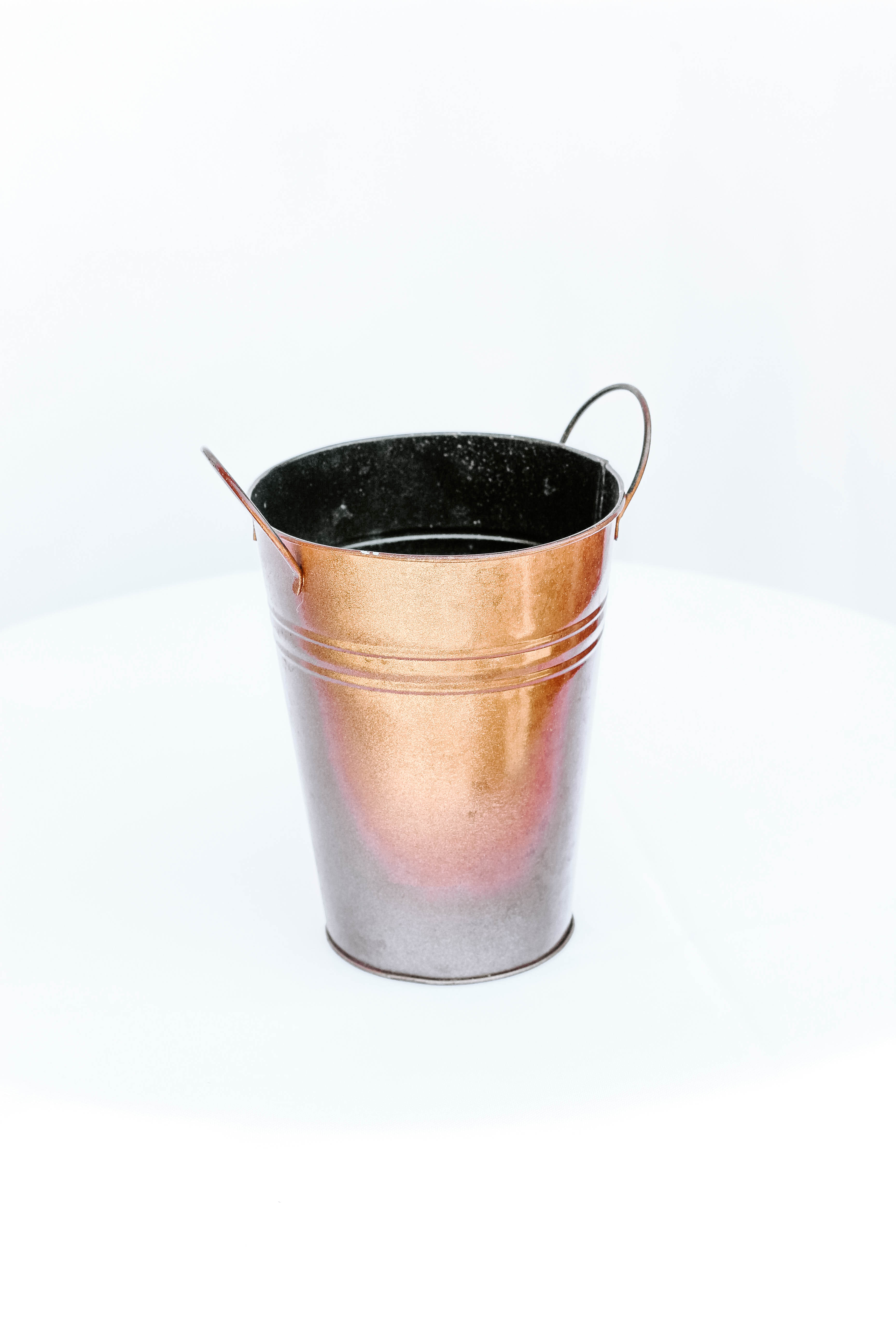 Copper Tin Pew Marker