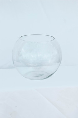Round Candy Bowl