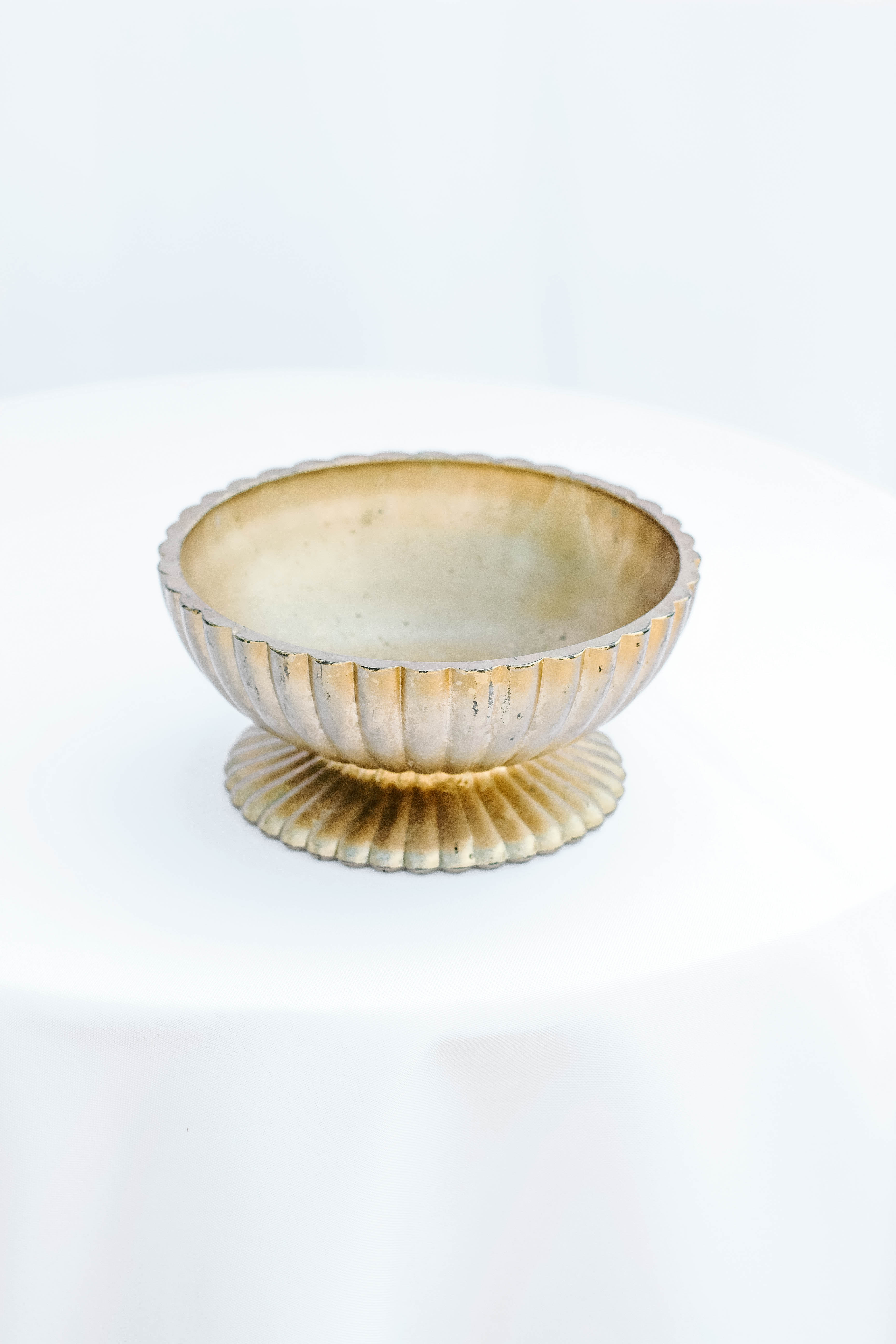Gold Mermaid Compote