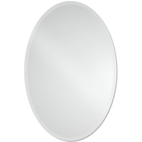 Small Oval Mirror