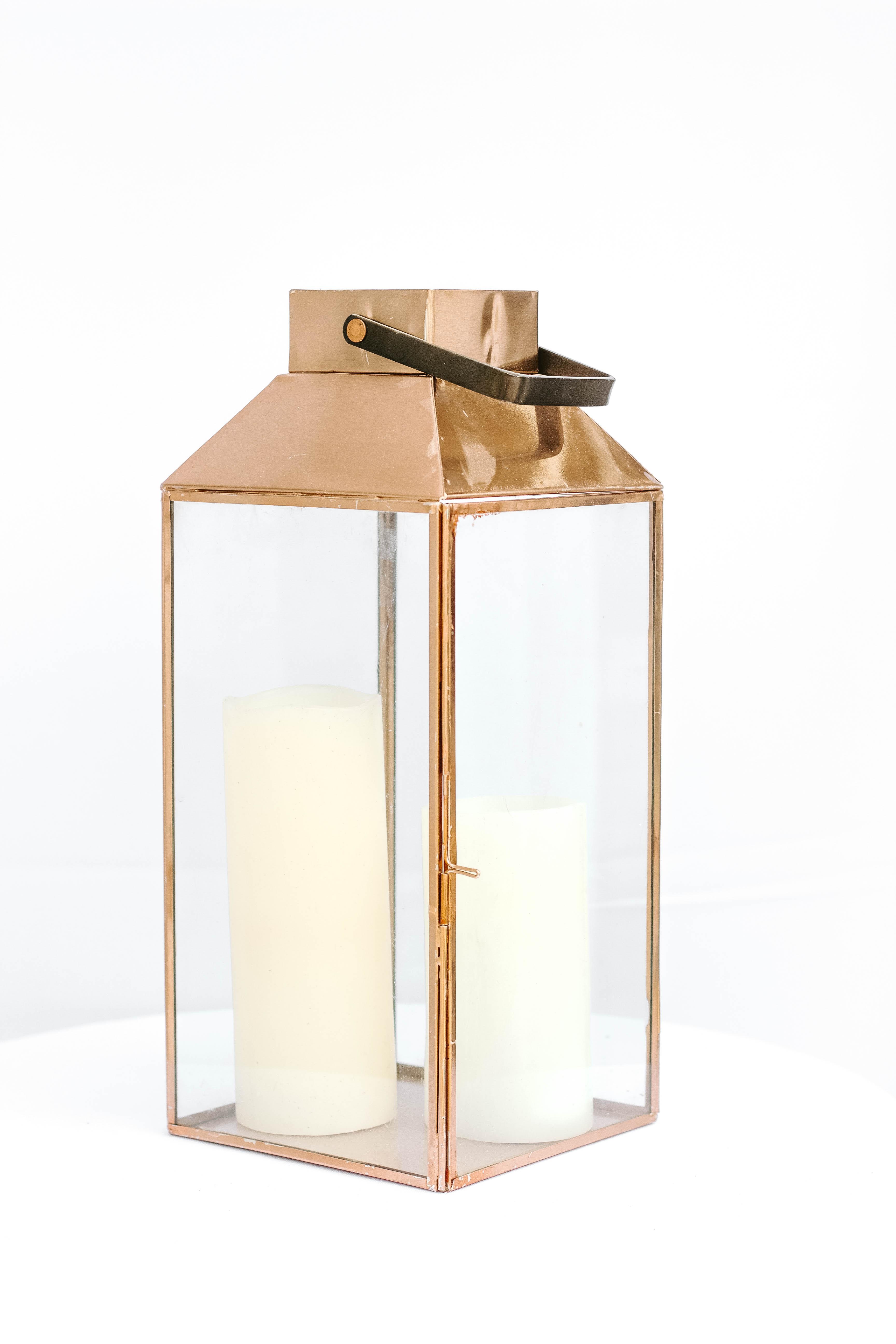 Bronze Lantern Large