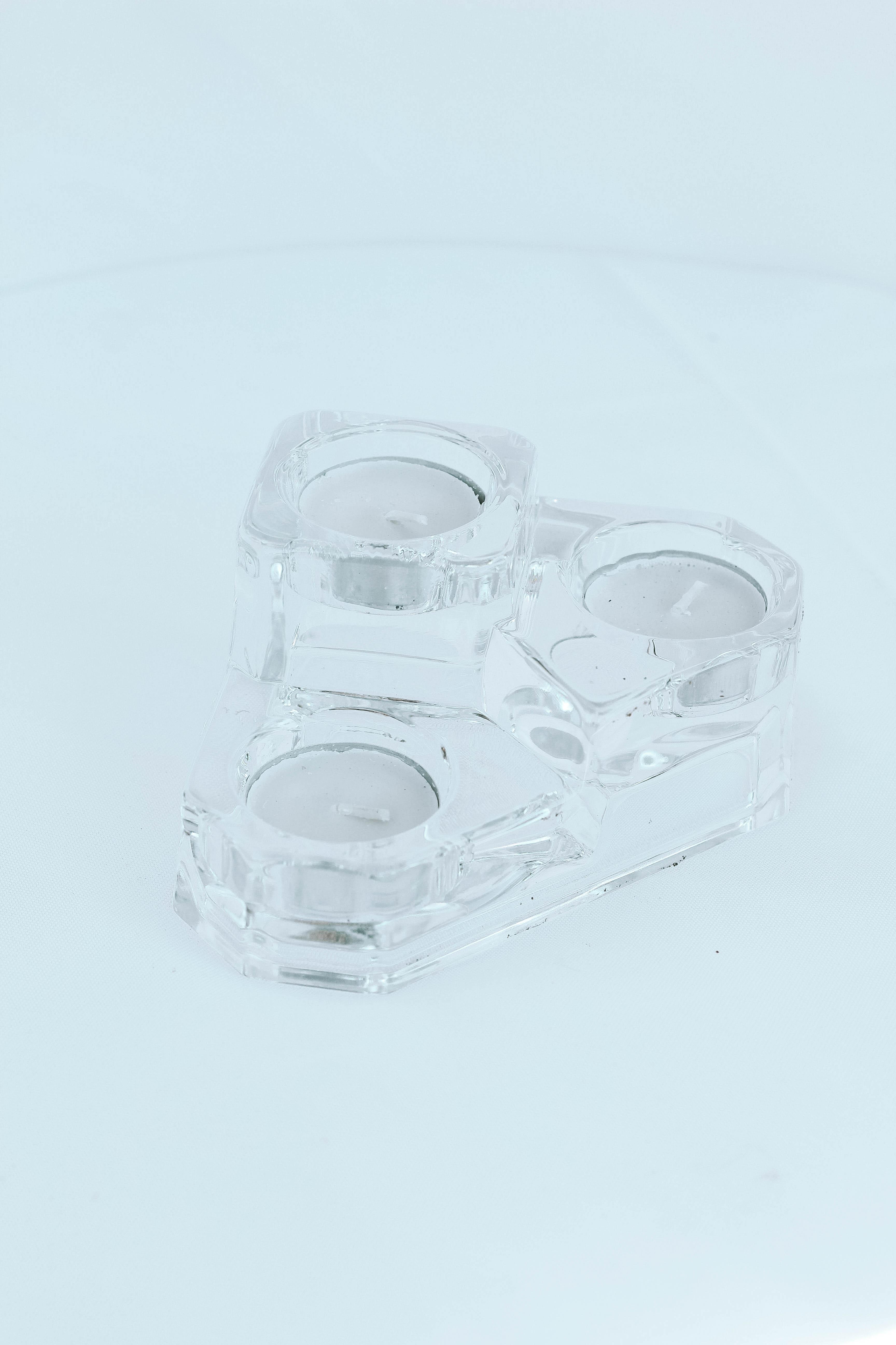 3 Clear Crystal