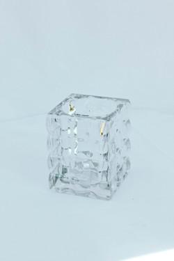 Crystal Cube Votive