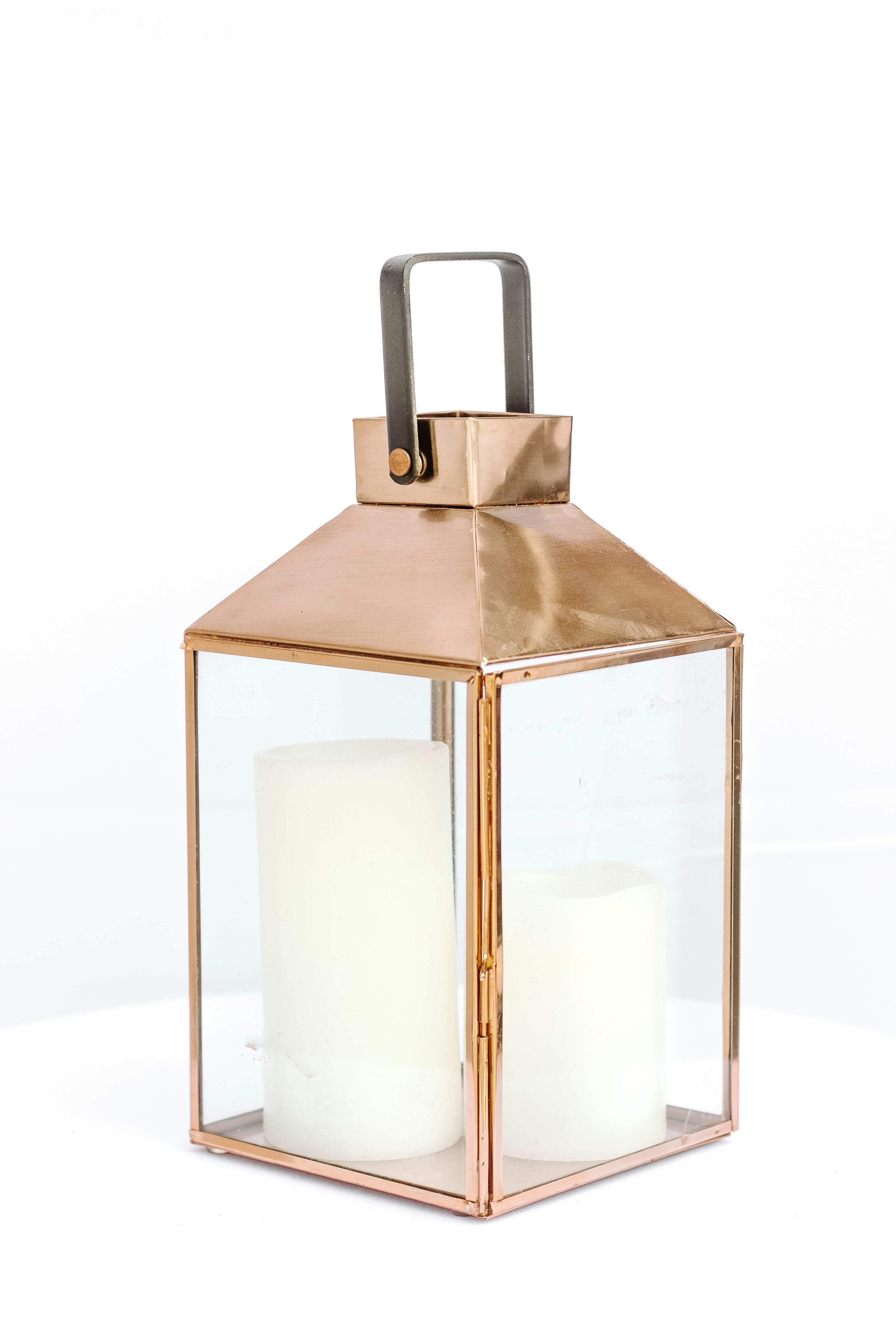 Bronze Lantern Small