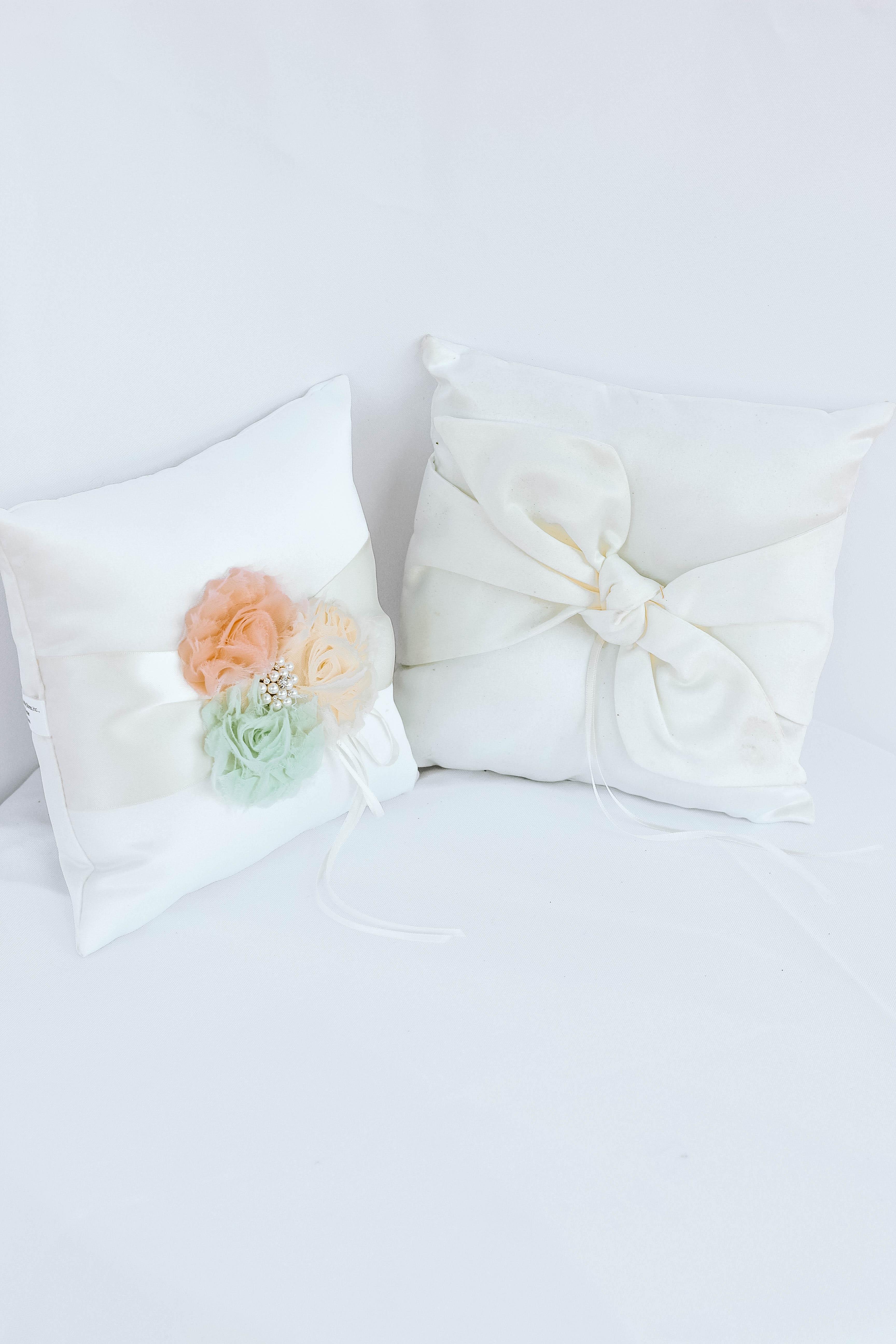 Ring Bearer Pillow 5&6