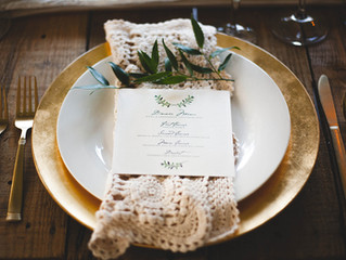 Bridal Luncheons: A Simple Formula for a Memorable Meal