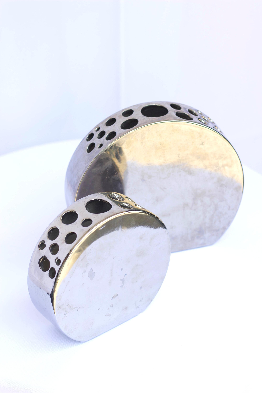 Silver Holy Vase