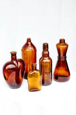 Copper Mixed Vases