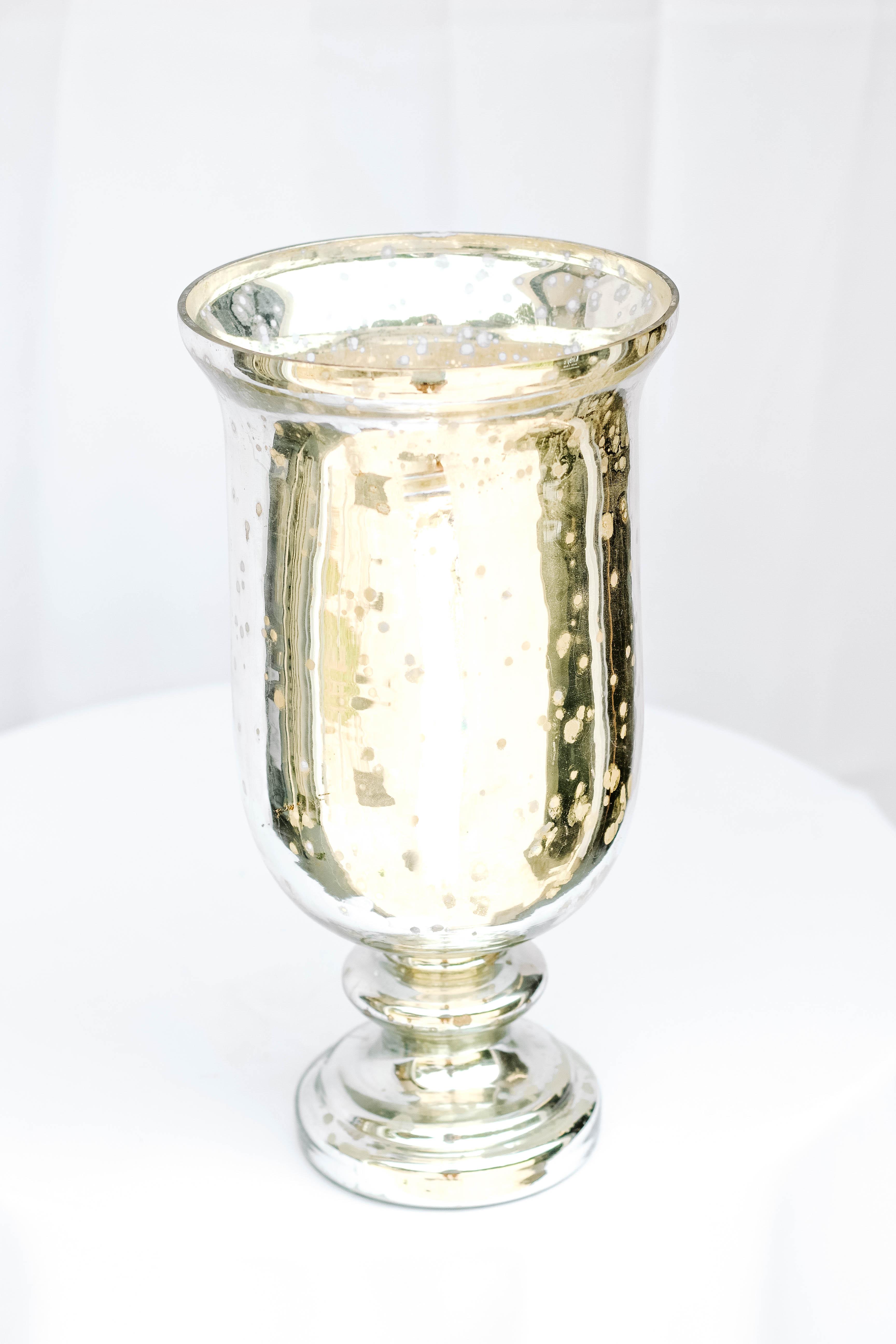 Large Mirror Vase