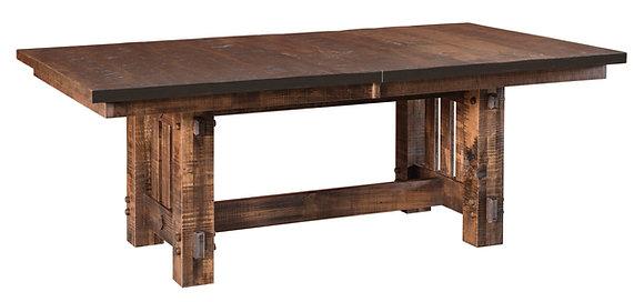 El Paso Trestle Table