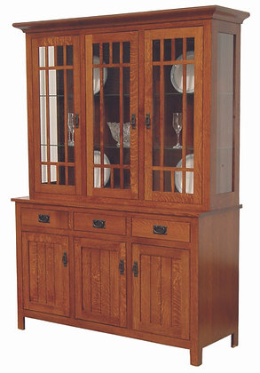 Midway Mission China Cabinet