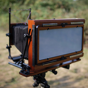 What on earth is a 7x17 Ultra Large Format View Camera?