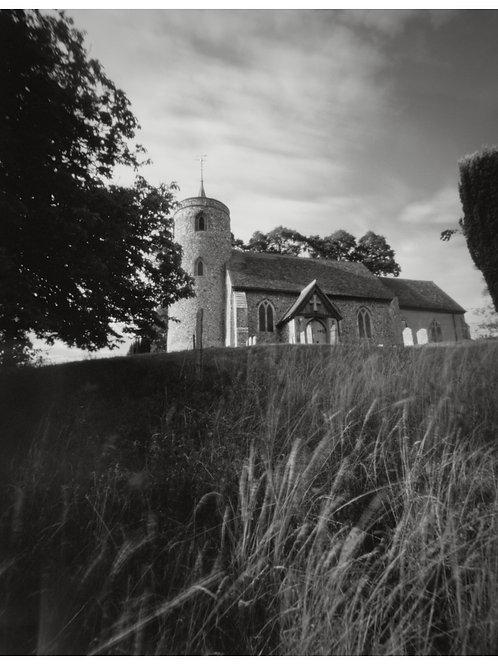 St Mary's Church, Aldham, Suffolk