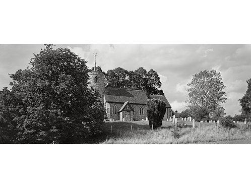St Mary's Church #1, Aldham, Suffolk